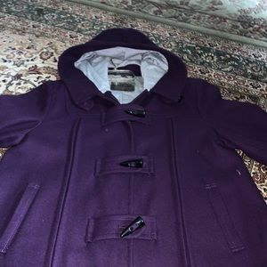 Guess peacoat size l